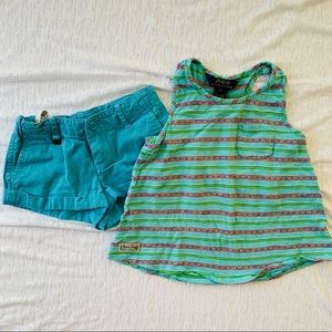 Polo by Ralph Lauren Toddler outfit